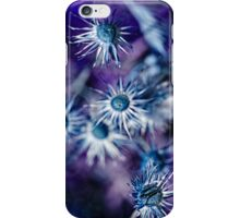Star flowers iPhone Case/Skin