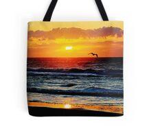 Sunrise over the Atlantic Tote Bag