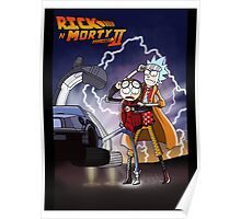 Rick n' Morty: To The Future Poster