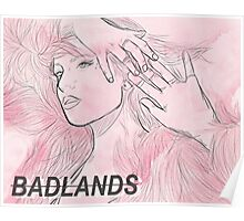 Halsey drawing Poster
