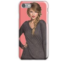 Taylor Swift in You iPhone Case/Skin