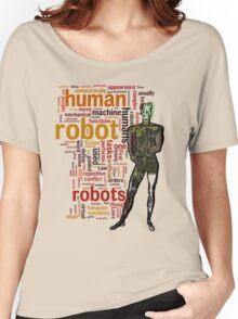 Human Robot Women's Relaxed Fit T-Shirt