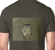 cat in the bag Unisex T-Shirt