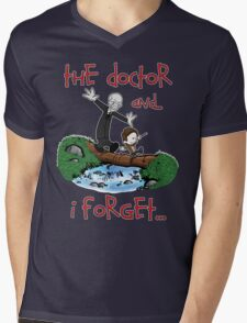 Calvin and Hobbes Doctor T-Shirt