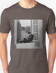 Chet Baker painting Unisex T-Shirt