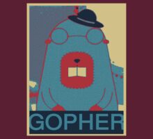 Gopher by banocanut