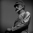 Soldier In Bronze by David Dehner
