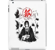 King of the Uchiha Clan iPad Case/Skin