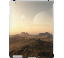 Planet Rise iPad Case/Skin