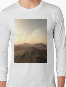 Planet Rise Long Sleeve T-Shirt