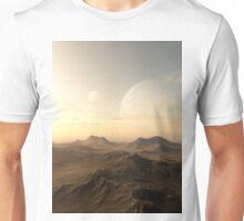 Planet Rise Unisex T-Shirt