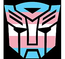 Trans*Formers Photographic Print