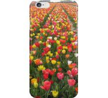 Tulipes Bretonnes iPhone Case/Skin