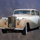Old Rolls Royce by BCallahan