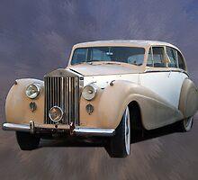 Old Rolls Royce by BCallahan