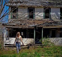 moving on. by Jennifer Rich