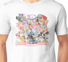 Mass Effect in Wonderland Unisex T-Shirt