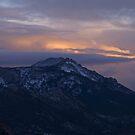 Winter Mountain  by John  Sperry