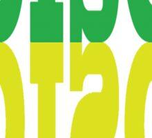 Edison Elementary Refletion Logo Sticker