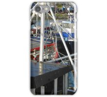 Boats Galore iPhone Case/Skin