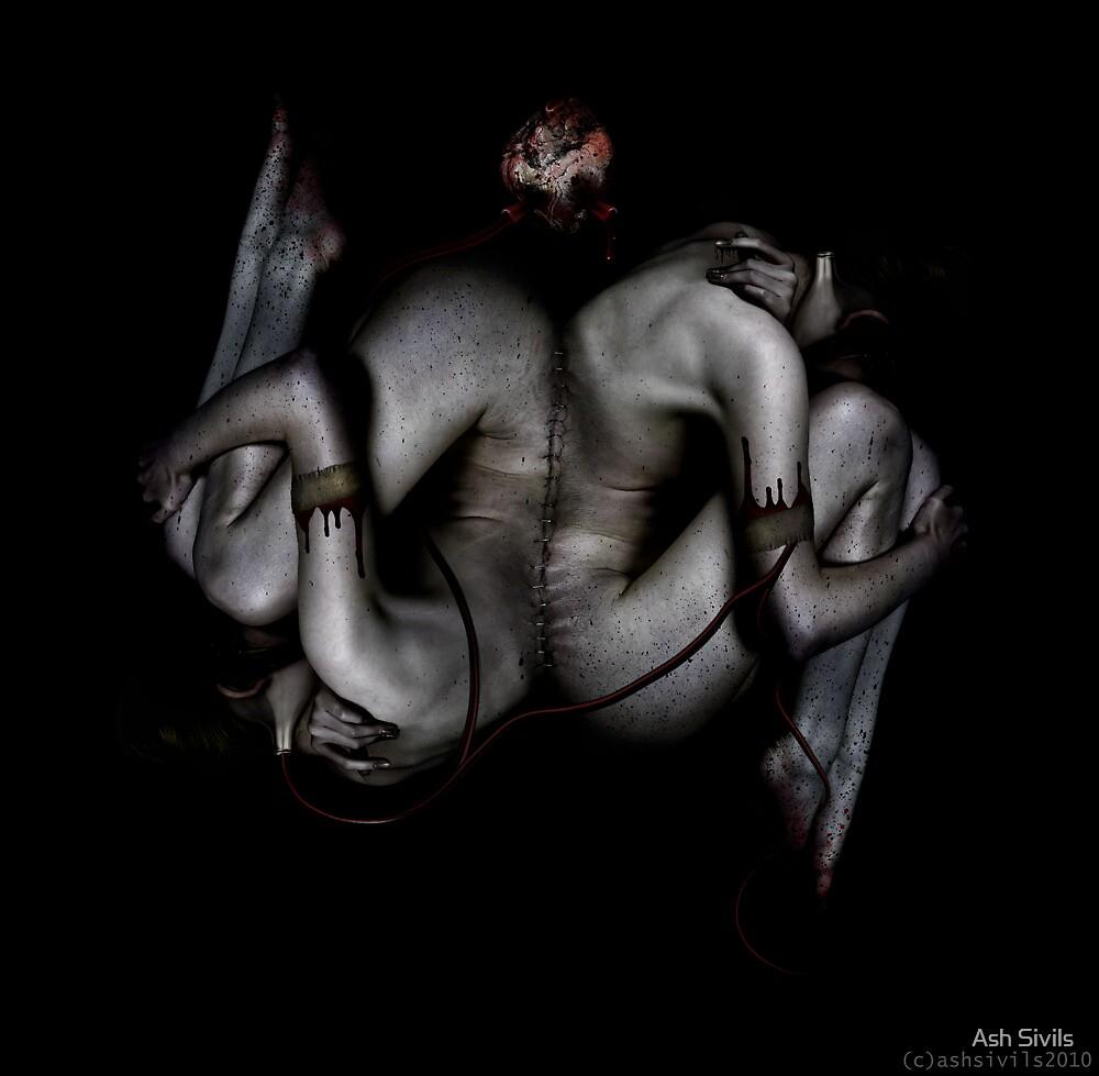 Weak and Powerless  by Ash Sivils