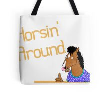 Bojack Horseman Horsin' Around Tote Bag