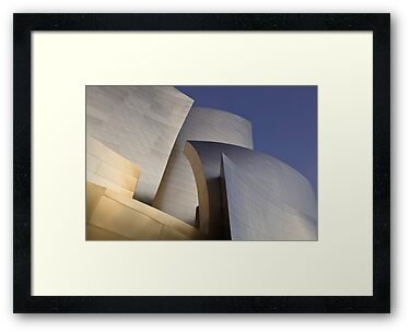 Walt Disney Concert Hall #2 by David Orias