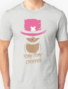 Tony Tony Chopper StrawHat Pirate One Piece Anime T-Shirt