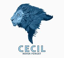 Cecil never forget Unisex T-Shirt