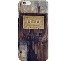 All this was trees... iPhone Case/Skin