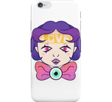 cutie pie iPhone Case/Skin