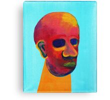 Brow Canvas Print