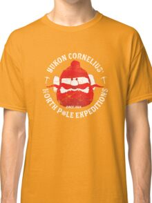 Yukon Cornelius North Pole Expeditions Classic T-Shirt