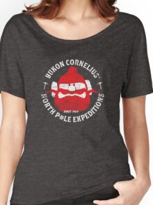 Yukon Cornelius North Pole Expeditions Women's Relaxed Fit T-Shirt