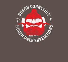 Yukon Cornelius North Pole Expeditions Unisex T-Shirt