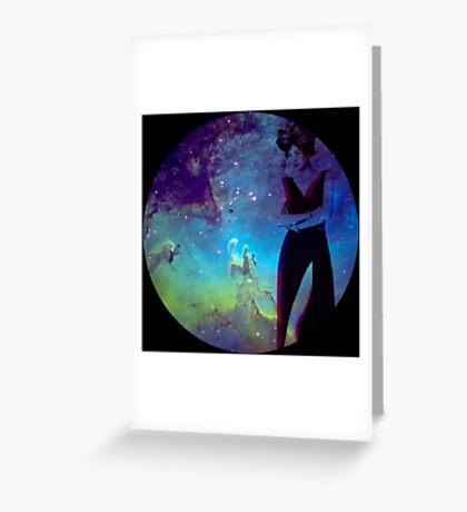 Galaxy Seohyun Greeting Card