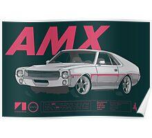 AMX Poster