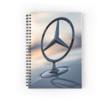 2015 Mercedes Benz S63 AMG Spiral Notebook