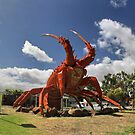 Big Lobster by Alexey Dubrovin