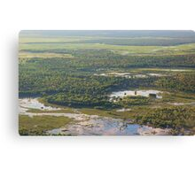 Arnhem Land Ariel View Canvas Print