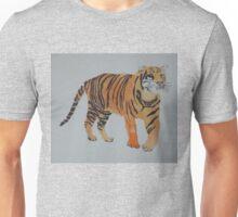 Tiger Walk Unisex T-Shirt