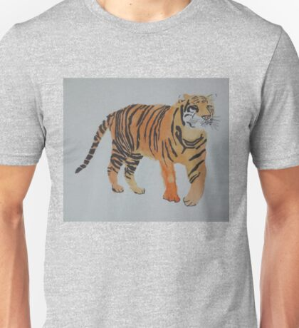 Tiger Walk Unisex T-Shirt