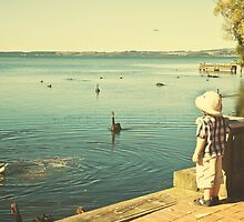 There are no seven wonders of the world in the eyes of a child.  There are seven million. ~Walt Streightiff by MayJ
