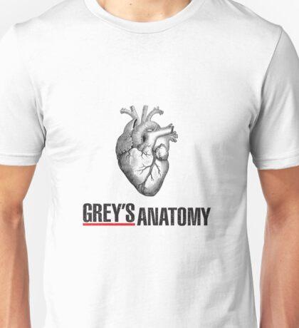 Love Grey's Anatomy Unisex T-Shirt