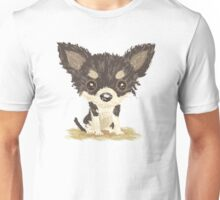 Chihuahua is sitting Unisex T-Shirt