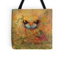 The Love Bird Tote Bag