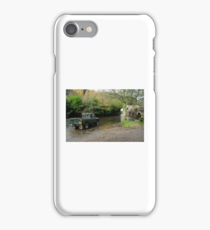 Landrover and the Ford  iPhone Case/Skin