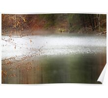 Fishpond Lake Poster