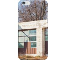 Service is our business iPhone Case/Skin