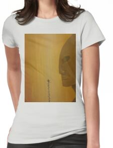 Witness to Growth Womens Fitted T-Shirt